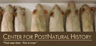 Thumbnail photo: Center for PostNatural History