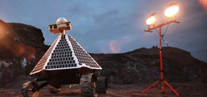 Thumbnail: Deep…Space…Robots
