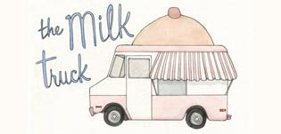 Thumbnail photo: The Milk Truck