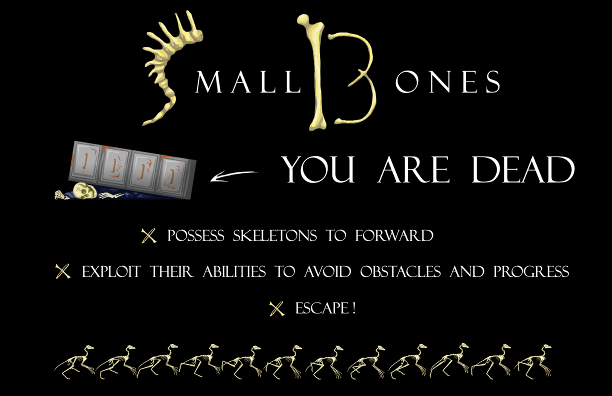 Thumbnail photo: Small Bones