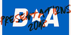Thumbnail: B★A Presentations 2018