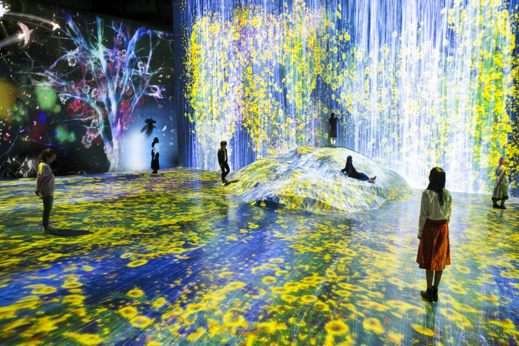 Thumbnail photo: teamLab