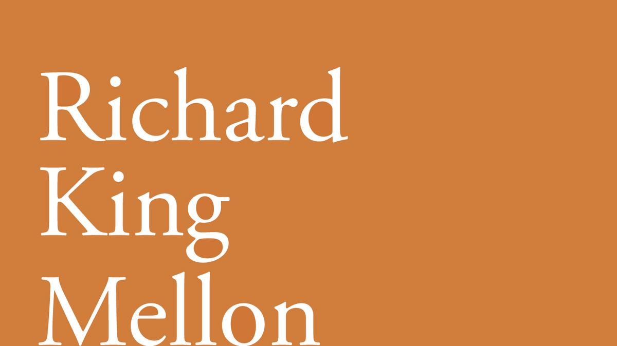Thumbnail photo: Richard King Mellon Foundation