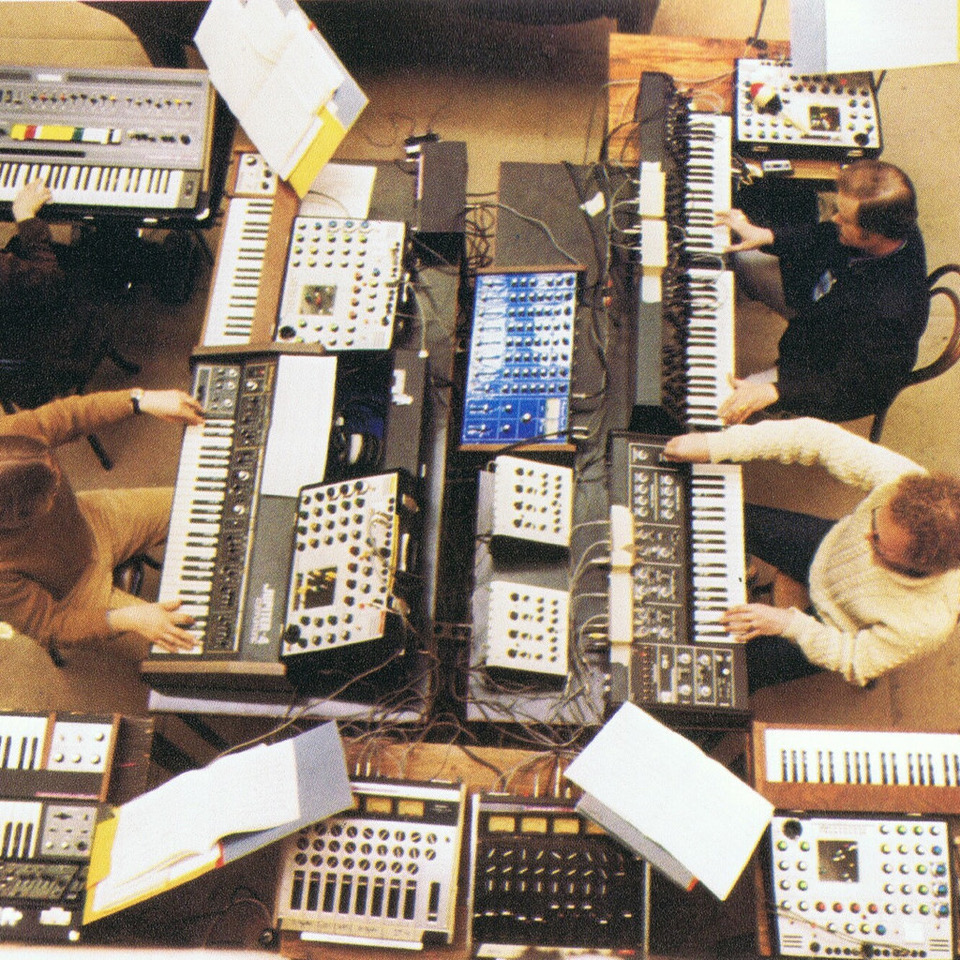 Thumbnail: The Canadian Electronic Ensemble