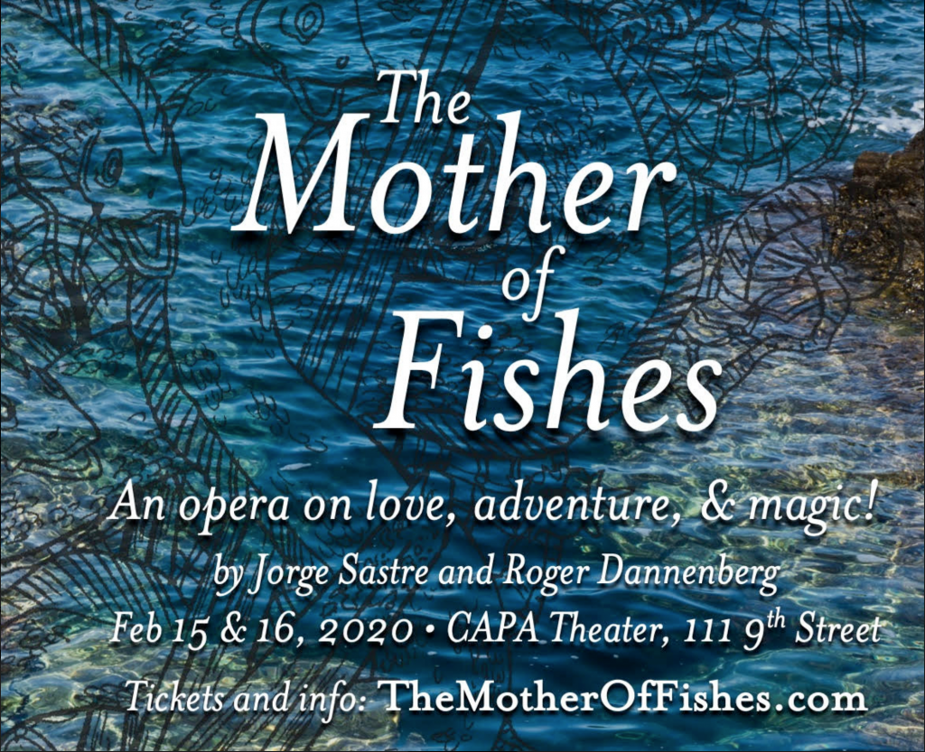Thumbnail: The Mother of Fishes