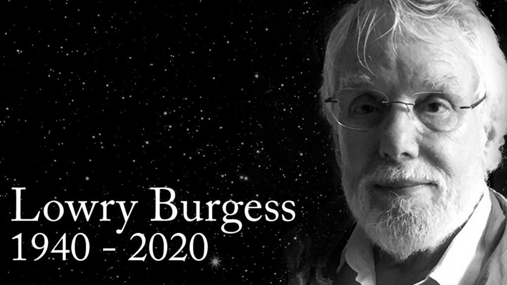 Thumbnail: Professor Emeritus Lowry Burgess, 1940-2020