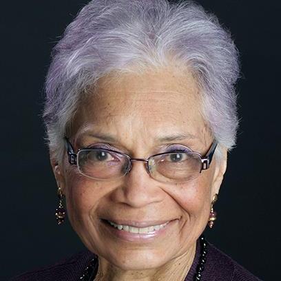 Thumbnail photo: Dr. Sharon Egretta Sutton